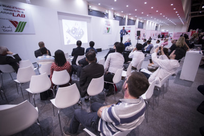 Come to experience one of our many seminars at #Arablab2018