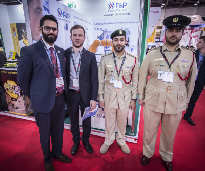 #Arablab2018 has once again been a success with a diverse range of visitors