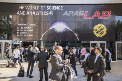 Lots of different nationalities arriving at Arablab 2019!