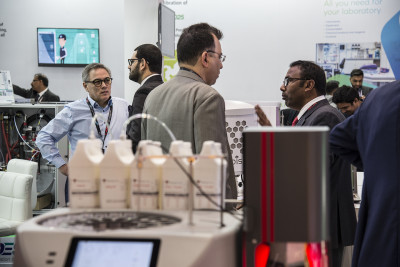 Talking some serious business at Arablab 2019