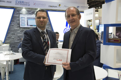 Tweet of the day award goes to Al Nawras Medi-Lab supplies. Congrats from #Arablab team!